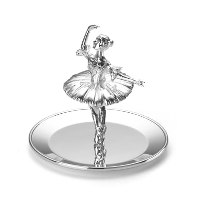 Reed & Barton Ballerina Ring Holder