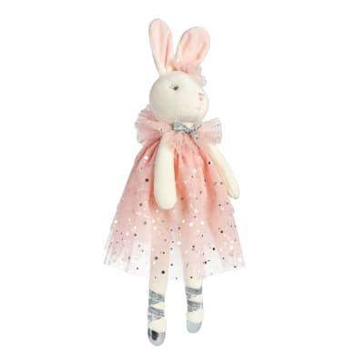 Child's Large Bunny Stuffed Animal by Stephen Joseph