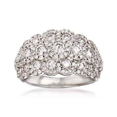 1.50 ct. t.w. Diamond Ring in 14kt White Gold
