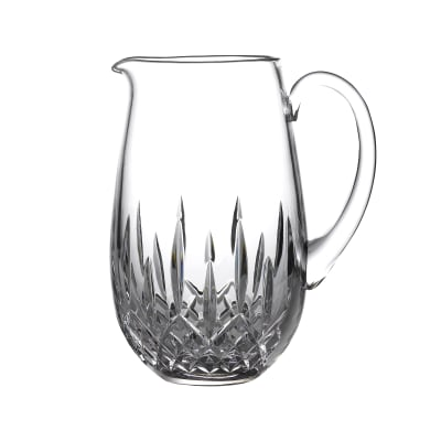"Waterford Crystal ""Nouveau"" Lismore Pitcher"