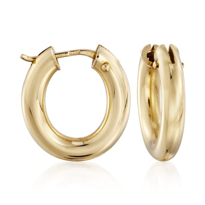Roberto Coin 18kt Yellow Gold Earrings