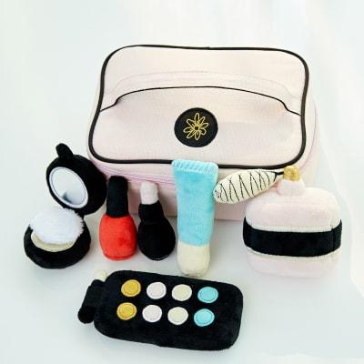 Child's Plush Play Cosmetics Set