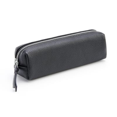 Royce Black Leather Mini Roll