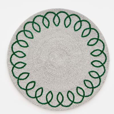 Joanna Buchanan Green Chinoiserie Placemat