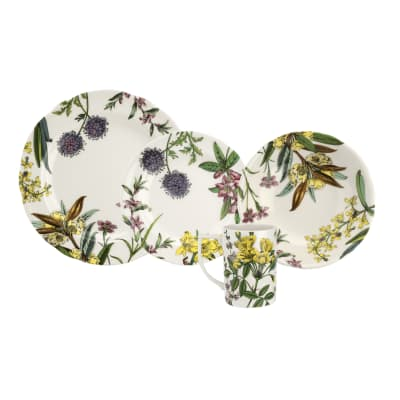 "Spode ""Stafford Blooms"" Dinnerware"