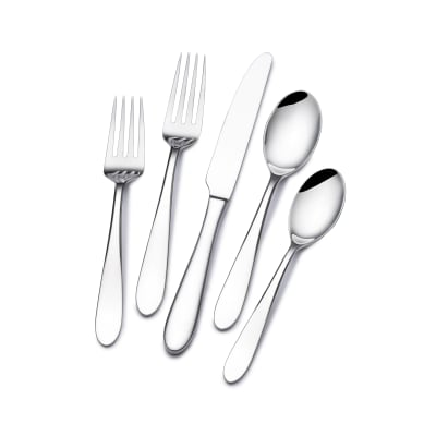 "Towle ""Leo"" 45-pc. Service for 8 Flatware Set"