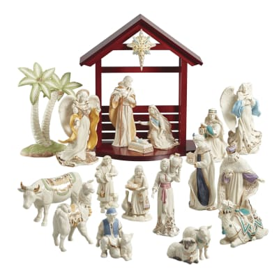 "Lenox ""First Blessing"" Figurine"