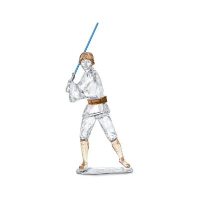 Swarovski Crystal Disney Star Wars Luke Skywalker Figurine