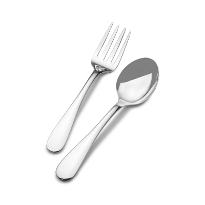 Empire Sterling Silver Baby's 2-pc. Spoon and Fork Set