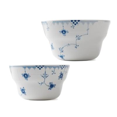 """Royal Copenhagen """"Blue Elements"""" Serving Bowl"""