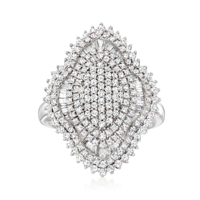 1.50 ct. t.w. Diamond Ring in Sterling Silver