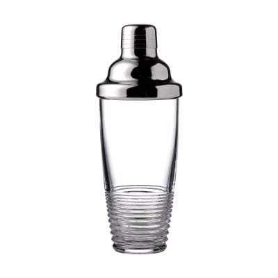 "Waterford Crystal ""Mixology Circon"" Cocktail Shaker"