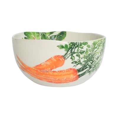 """Vietri """"Spring Vegetables"""" Serving Bowl from Italy"""