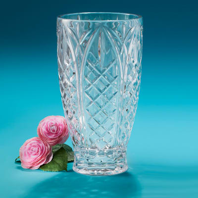 "Waterford Crystal ""Northbrooke"" Vase"