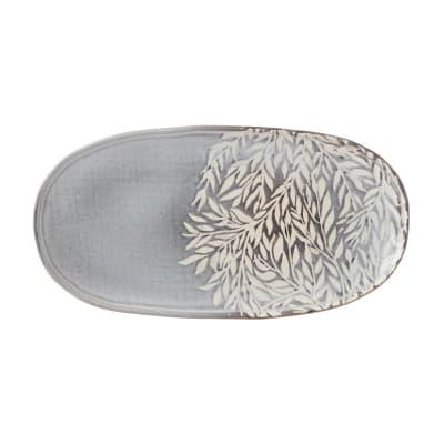 """Lenox """"Textured Neutrals"""" Oval Platter"""