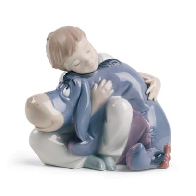 "Nao ""Dreams with Eeyore"" Porcelain Figurine"