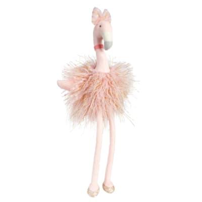 Child's Large Flamingo Stuffed Animal by Stephen Joseph