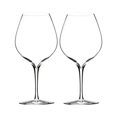 """Waterford Crystal """"Elegance"""" Barware"""