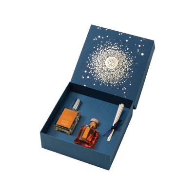 "Erbario Toscano ""Symphony of Spices"" Diffuser and Spray Set from Italy"