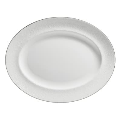 "Wedgwood ""English Lace"" Oval Platter"