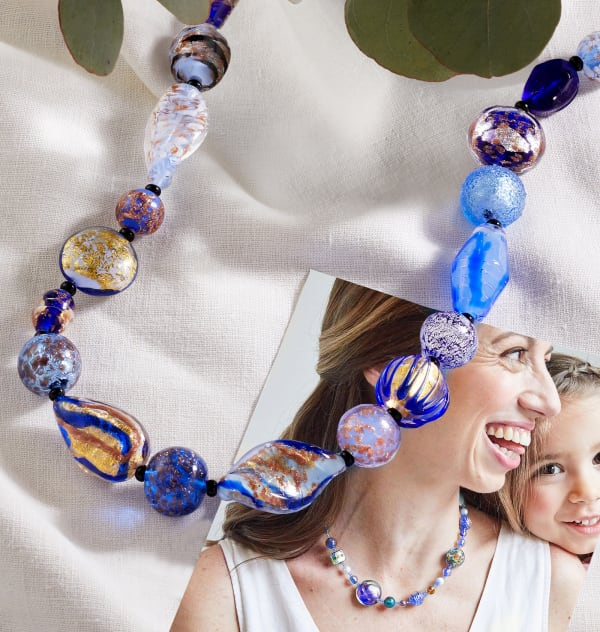 Treat Her or (Yourself) to Direct-from-Italy Jewelry. Image Featuring Italian Jewelry