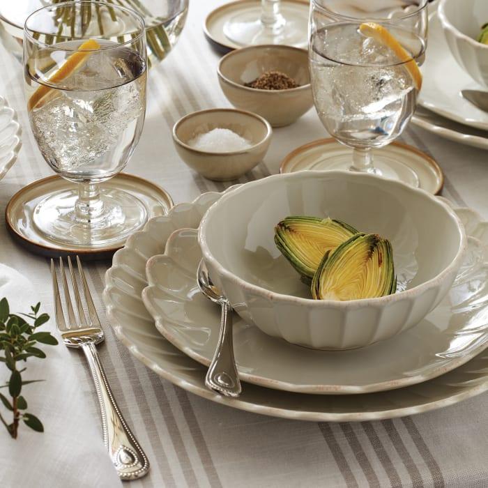 "Lenox ""French Perle"" 12-pc. Dinnerware Set"