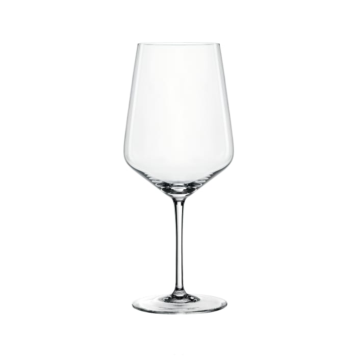 """""""Style"""" Set of 4 Red Wine Glasses"""