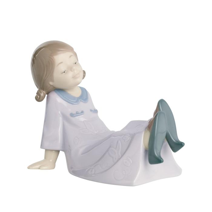 """Nao """"Just Like Mom"""" Porcelain Figurine"""