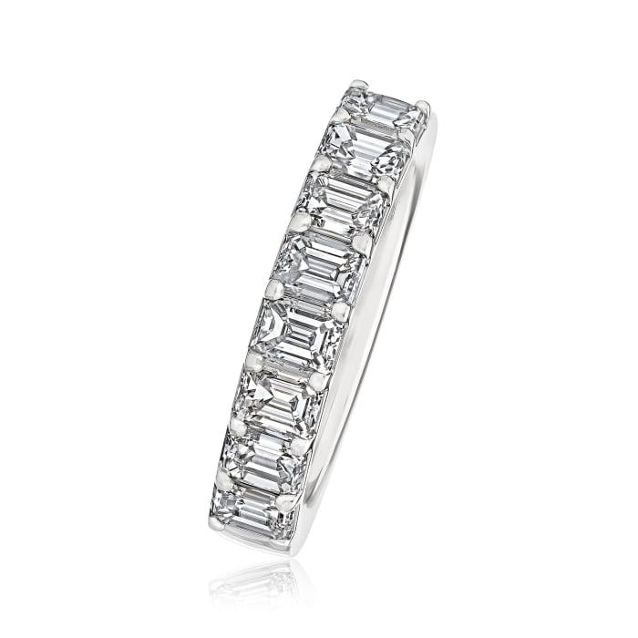 1.25 ct. t.w. Diamond Wedding Ring in Platinum