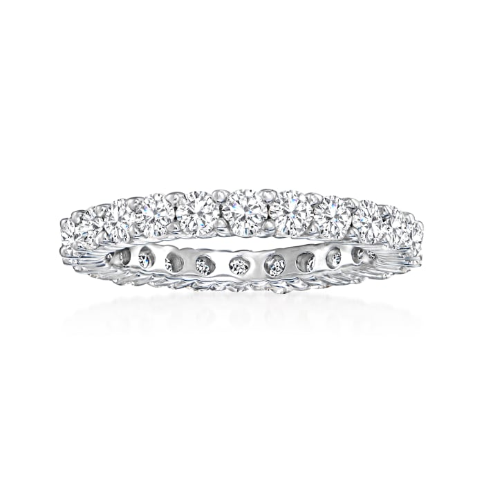 2.00 ct. t.w. Diamond Eternity Band in 14kt White Gold