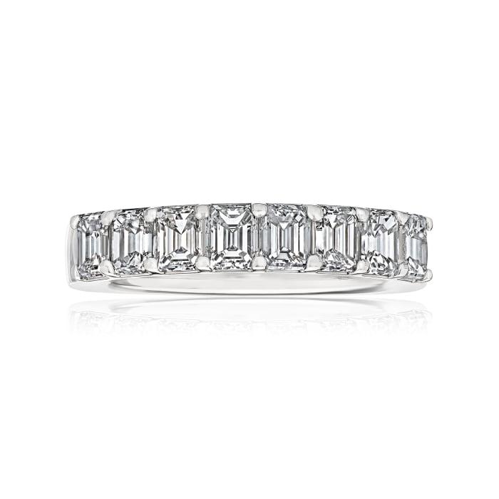 1.00 ct. t.w. Diamond Wedding Ring in Platinum
