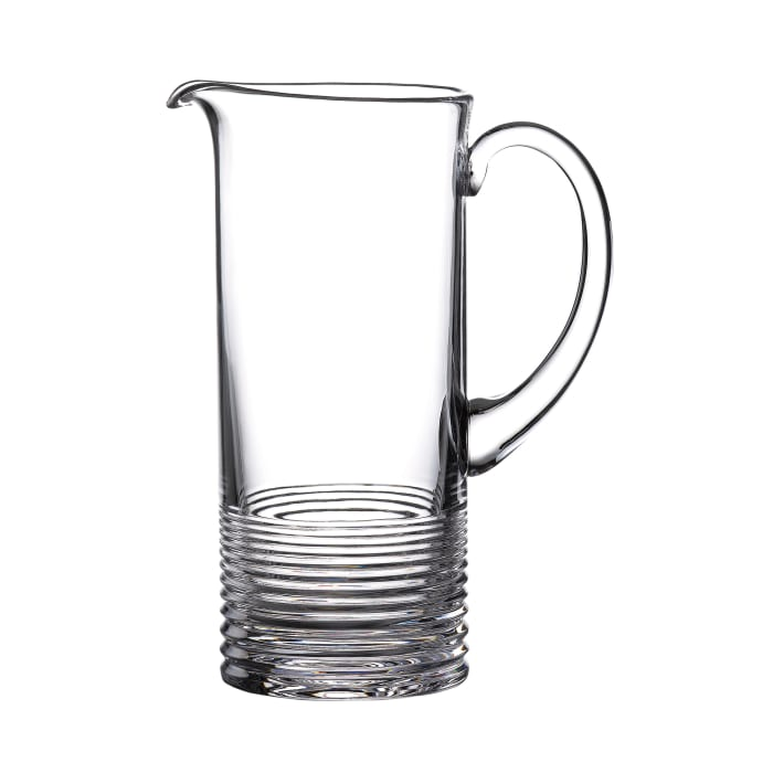 """Waterford Crystal """"Mixology Circon"""" Pitcher"""