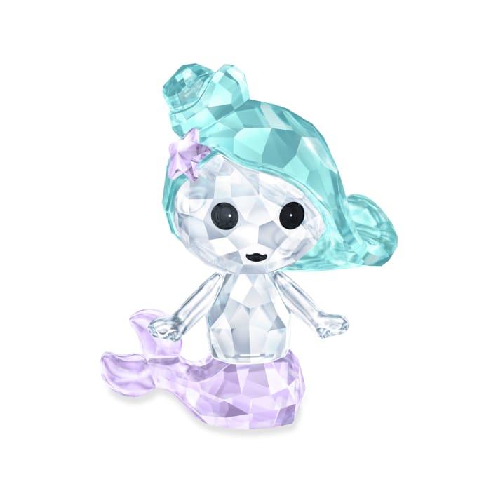 Swarovski Crystal Mermaid Figurine