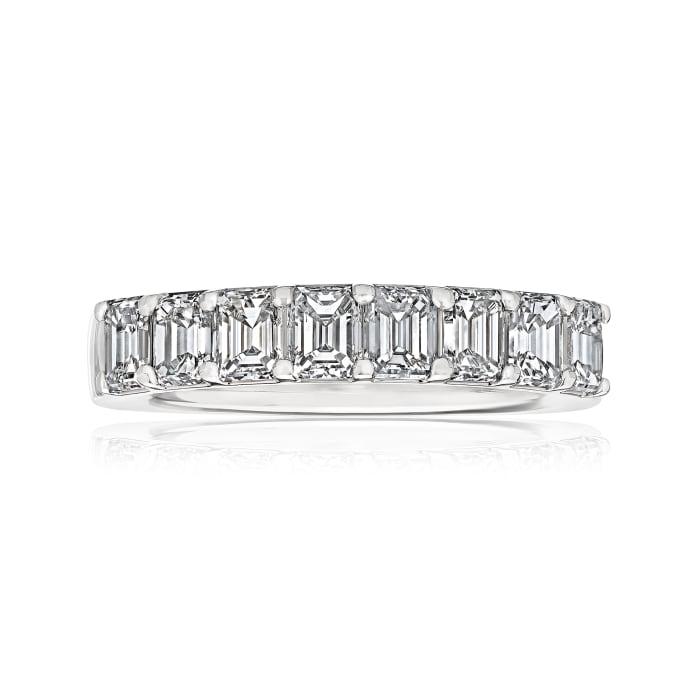 2.40 ct. t.w. Diamond Wedding Ring in Platinum