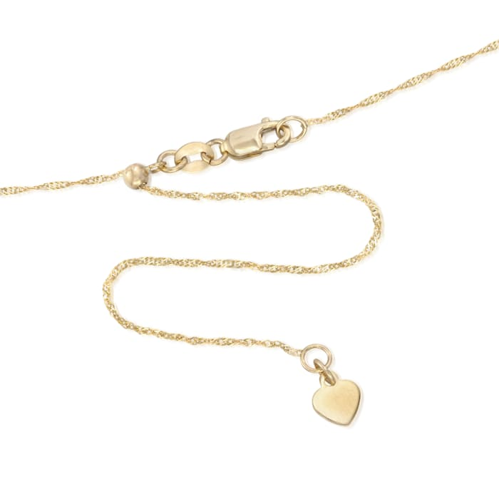 White Agate Dragon Pendant Necklace in 14kt Yellow Gold