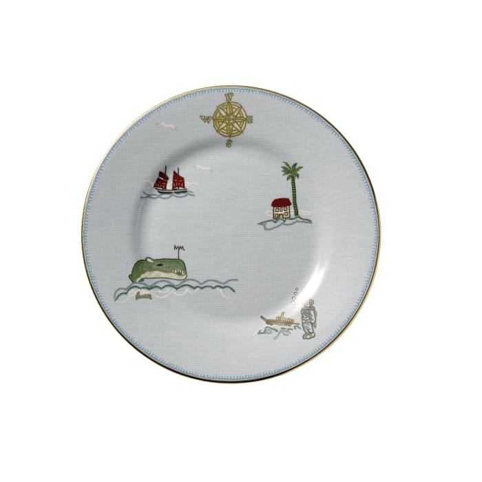 "Kit Kemp for Wedgwood ""Sailor's Farewell"" Dinnerware"