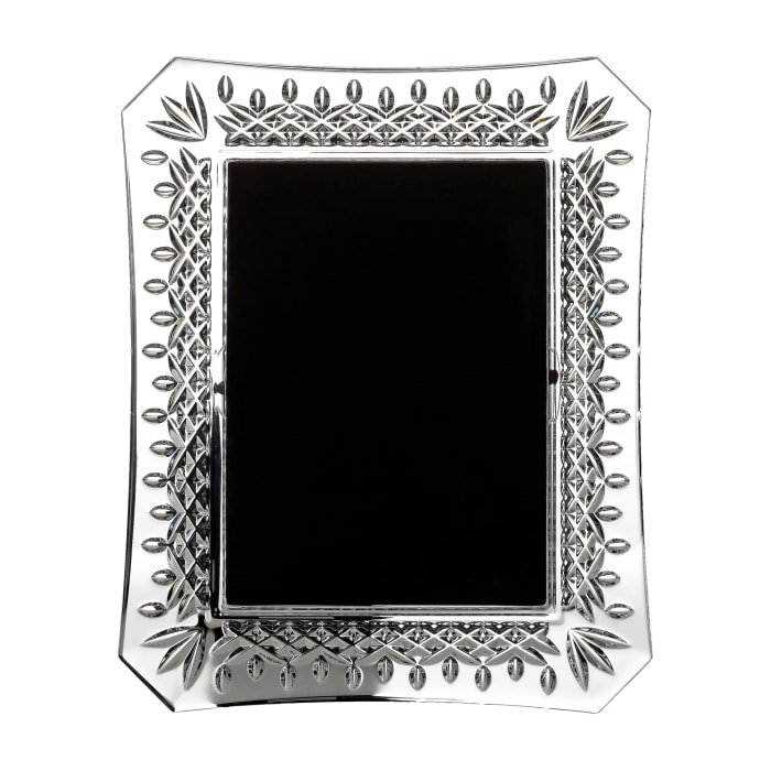 "Waterford Crystal ""Gift Bar"" Lismore 5x7 Photo Frame"