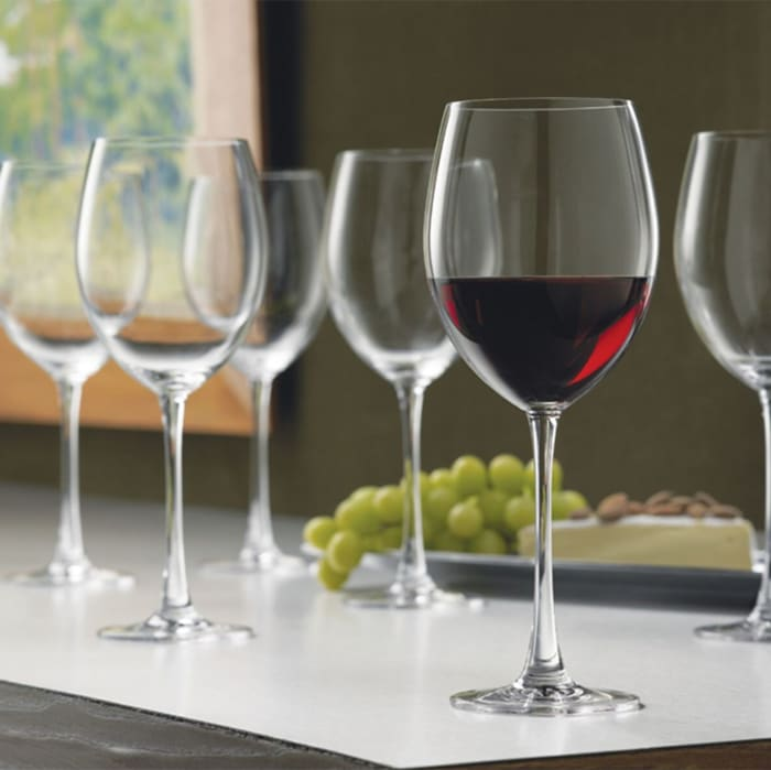 "Lenox ""Tuscany Classics"" Crystal Glasses - 6-pc. Sets for the Price of 4"