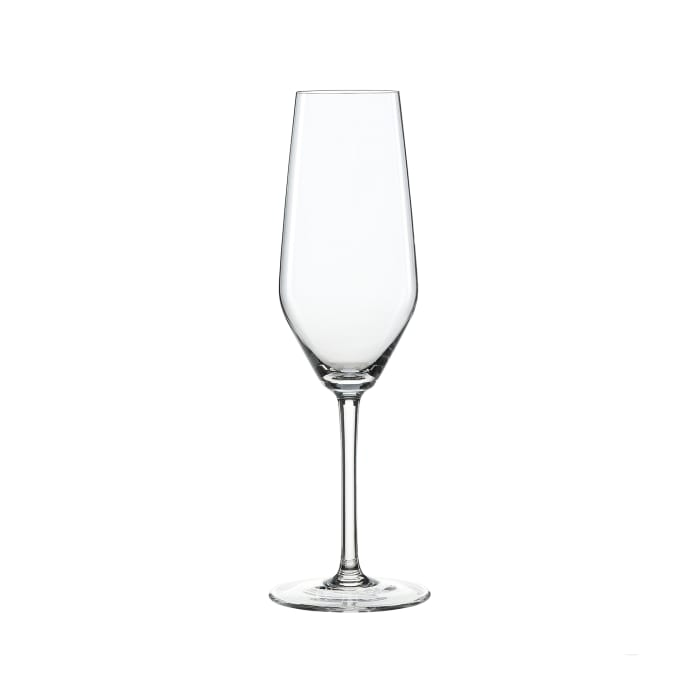 """Style"" Set of 4 Champagne Flute Glasses"