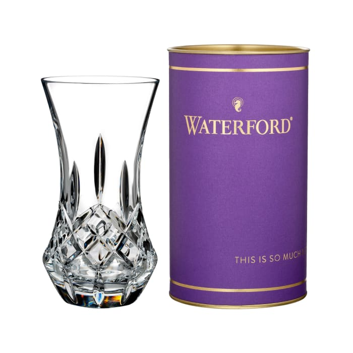"Waterford Crystal ""Giftology"" Lismore Bon Bon Vase"