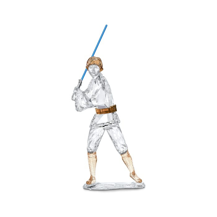 Swarovski Crystal Disney Star Wars Luke Skywalker Figurine