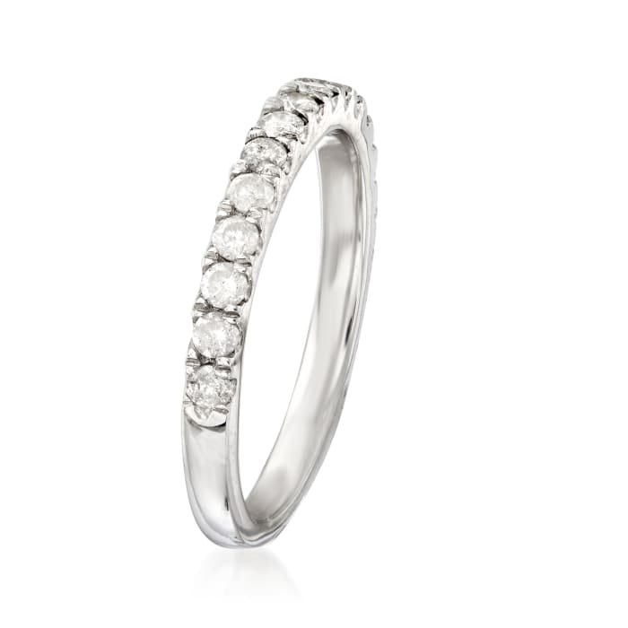 .60 ct. t.w. Diamond Ring in Sterling Silver