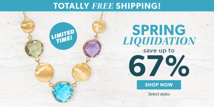 Totally Free Shipping! Spring Liquidation Save Up To 67%. Shop Now Select Styles. Limited Time. Image Featuring Glass Bead Necklace on White Background