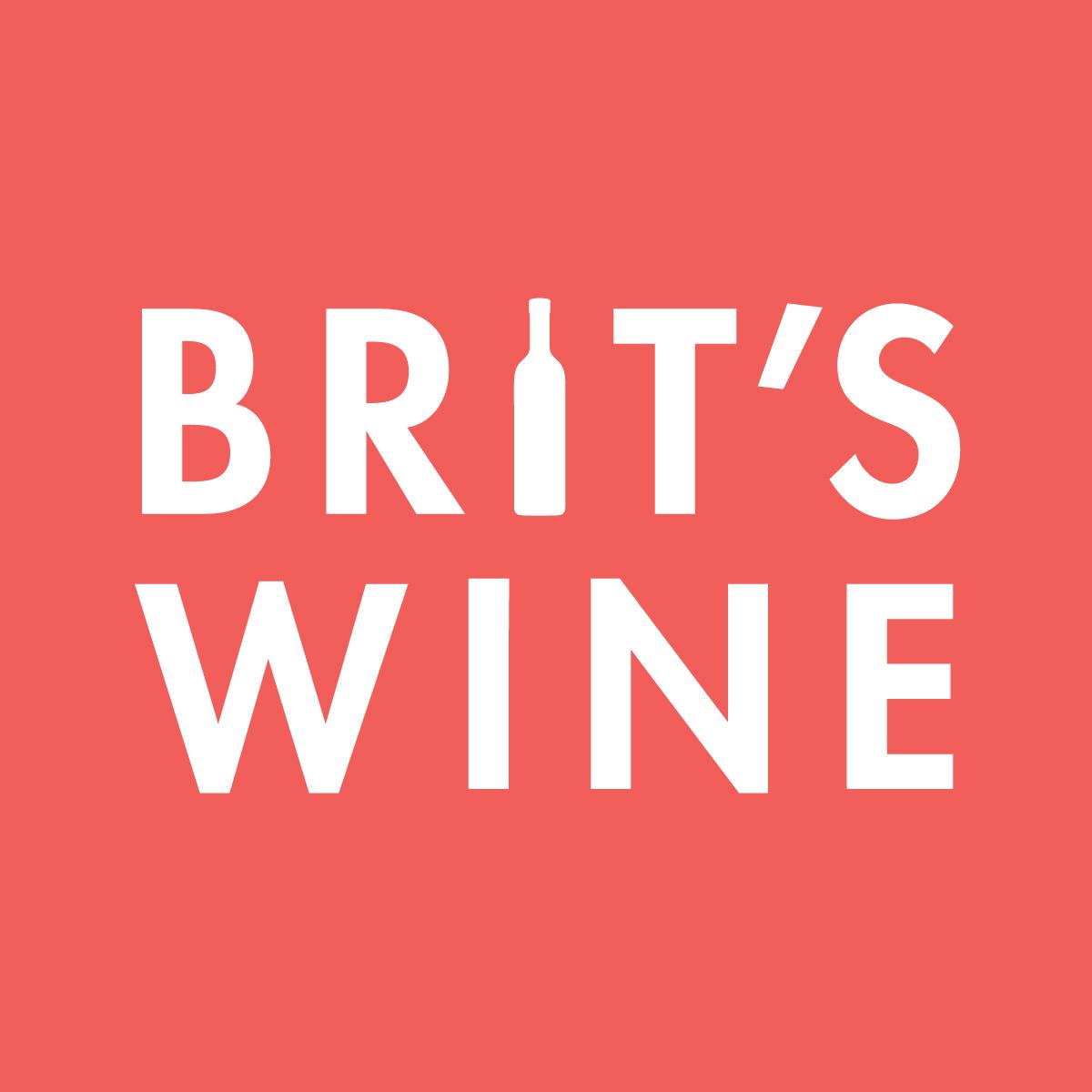 Brits Wine Logo