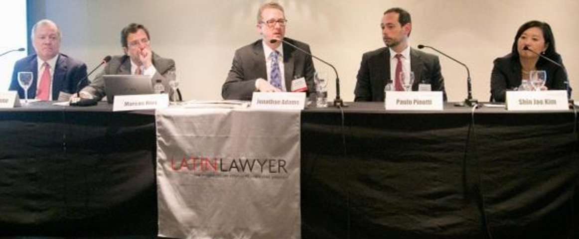 Latin Lawyer anti-corruption & investigations conference: The emerging web of anti-corruption laws