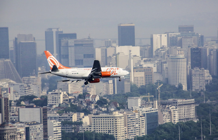 Brazilian airline reports irregular payments to US authorities