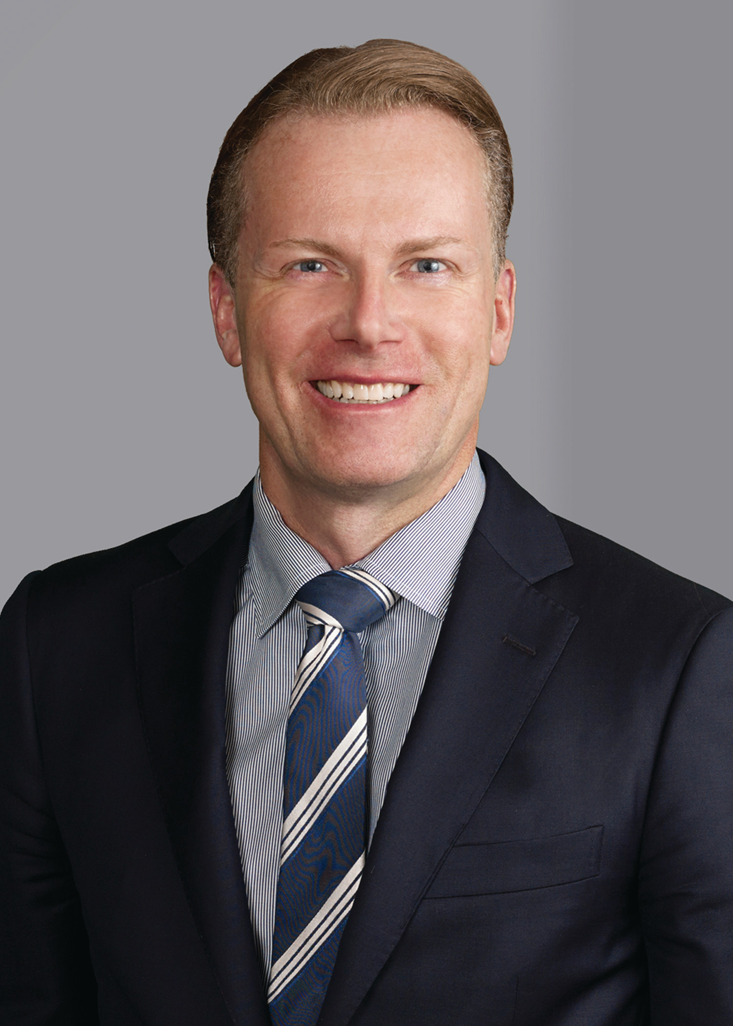 David Ward: partner at Cassels Brock in Toronto
