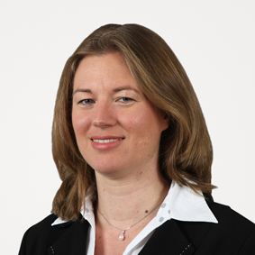 Catherine Balmond: partner at Freshfields Bruckhaus Deringer in London