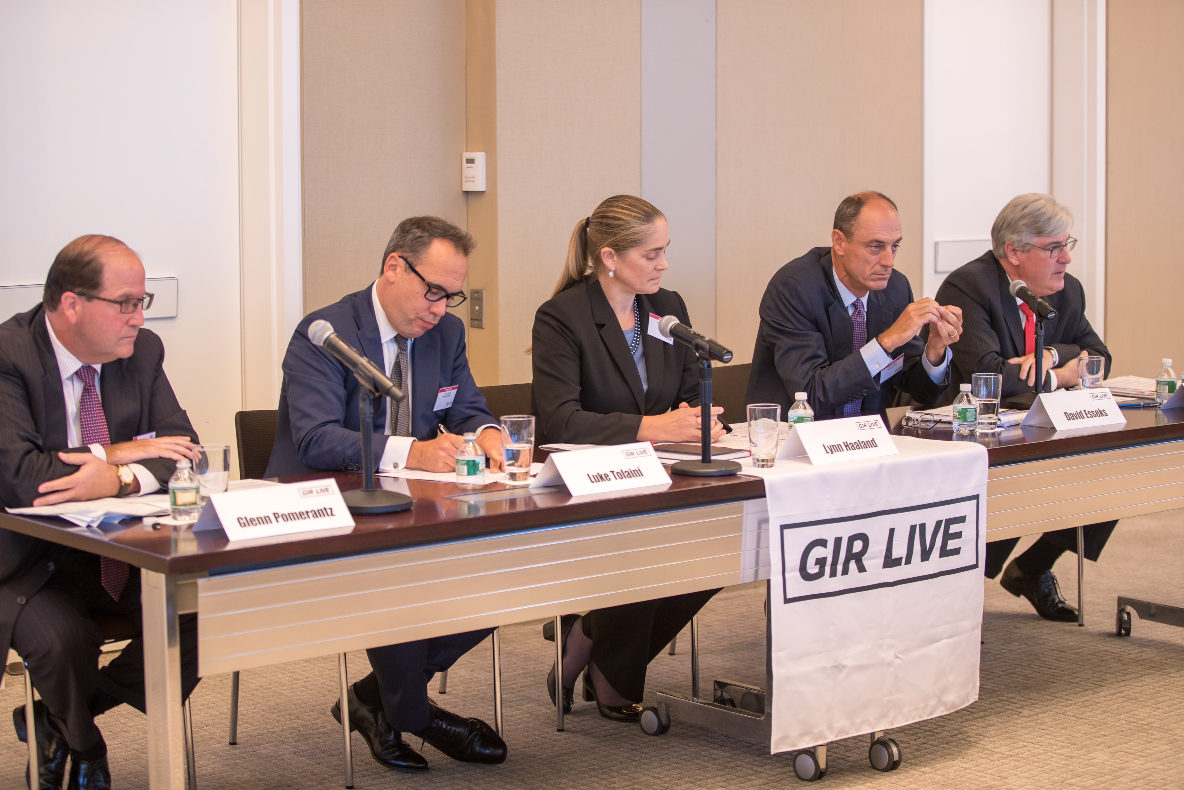 "GIR Live NY: Handling data in investigations has become ""wildly expensive"""