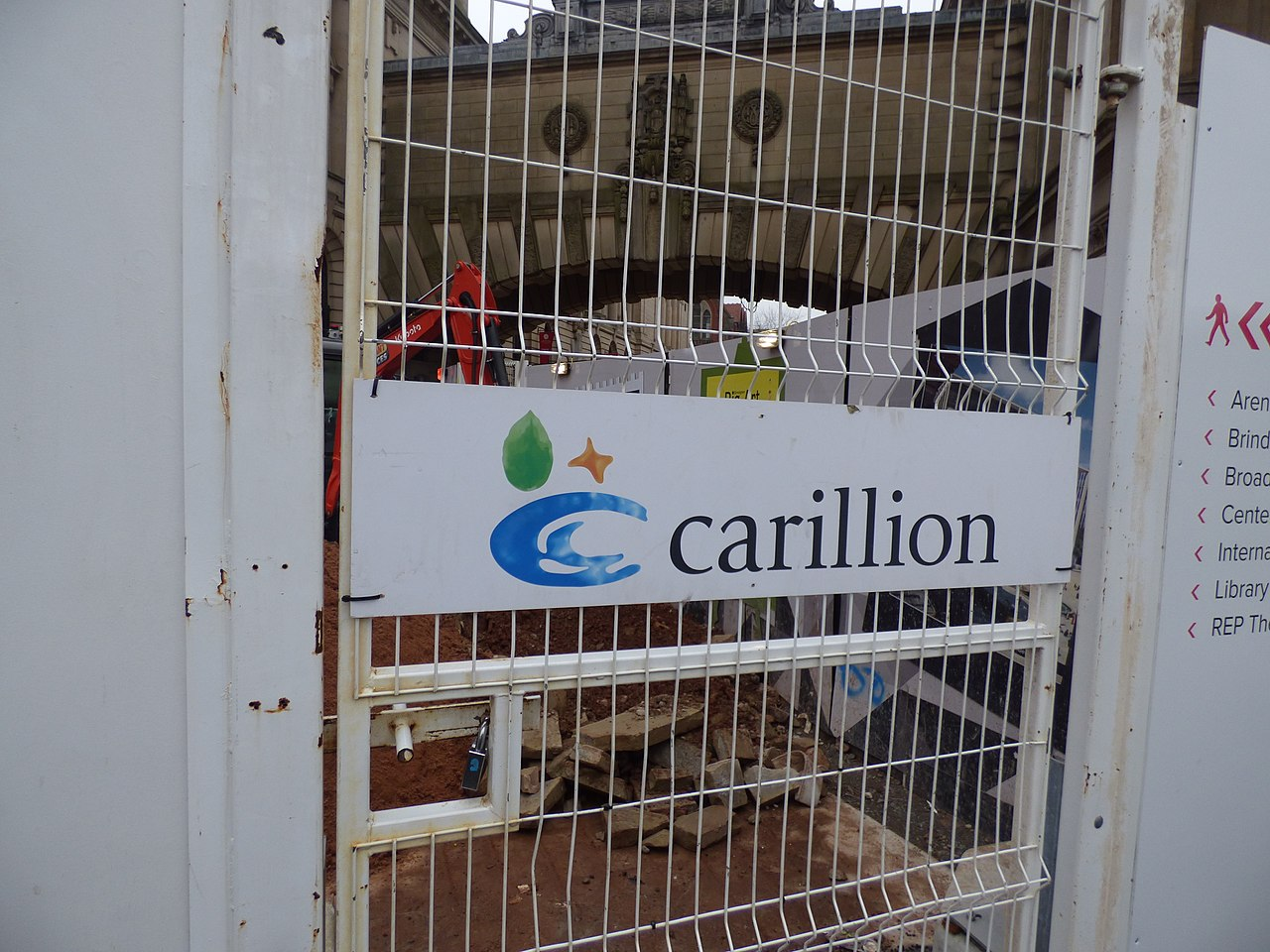 Goodmans advising insurance company on takeover of Carillion Canada